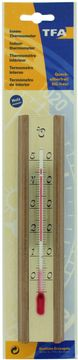 TFA Zimmer-Thermometer Eiche