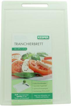 Kesper Tranchierbrett Kunststoff 44cm x 29cm