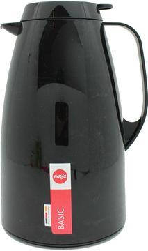 Emsa Isolierkanne Basic schwarz 1,5L