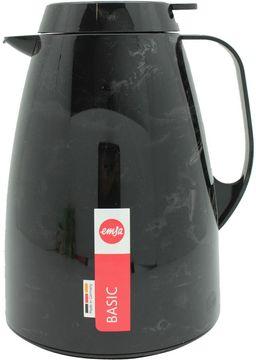 Emsa Isolierkanne Basic schwarz1L