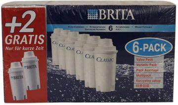 Brita Classic Filterkartuschen 6 + 2 Stück – Bild 2