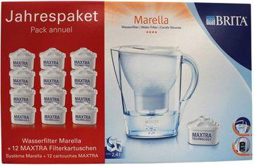 Brita Jahrespaket Marella cool 12er