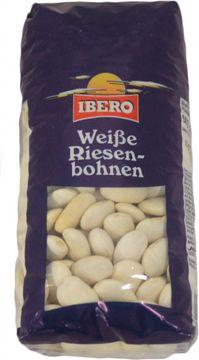 Ibero Weiße Riesenbohnen 500g – Bild 1