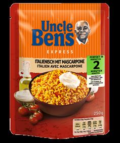 Uncle Bens Express Italienisch 250g – Bild 1