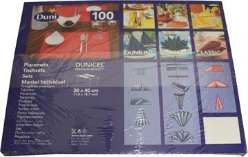 Duni 100 Tischsets Schöner Tag 30cm x 40cm – Bild 1