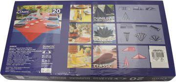Duni 20 Dunicel Mitteldecken Girasole 84cm x 84cm – Bild 1