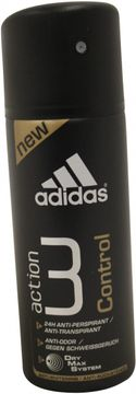 Adidas Action 3 Deospray Control Men 150ml