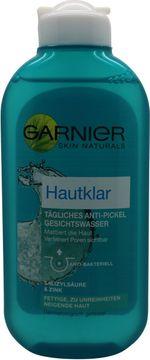 Garnier Hautklar tiefenreinigendes Gesichtswasser 200ml