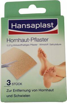 Hansaplast Hornhaut-Pflaster 3 Stück