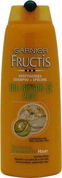 Fructis 2-in-1 Shampoo Oil Repair 250ml