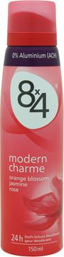 8x4 Deospray Modern Charme 150ml