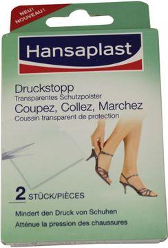 Hansaplast Druckstopp Schutzpolster 2 Stück