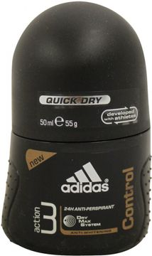 Adidas Action3 Men Roll On Control 50ml