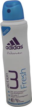 Adidas Action3 Women Deospray Fresh 150ml