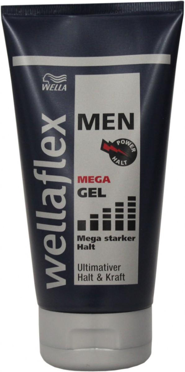 Wella Wellaflex Men Mega Styling Gel 150ml | saymo.de