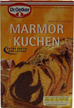 Dr. Oetker Marmor Kuchen Backmischung 400g – Bild 2