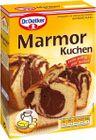 Dr. Oetker Marmor Kuchen Backmischung 400g