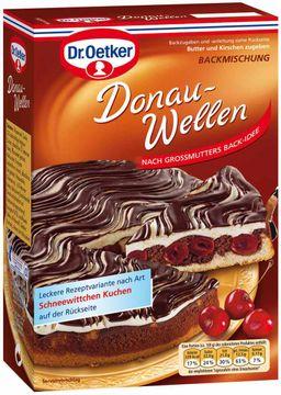 Dr. Oetker Donau-Wellen Backmischung 480g – Bild 1