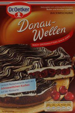 Dr. Oetker Donau-Wellen Backmischung 480g – Bild 2