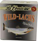 La Comtesse Wild-Lachs Stücke 160g