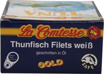 La Comtesse Thunfisch Filets in Öl 150g – Bild 2
