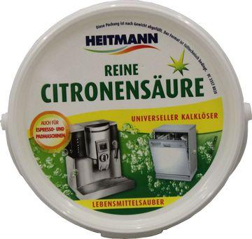 Heitmann Reine Citronensäure 650g – Bild 1