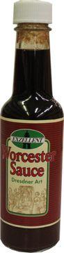 Exzellent Worcester Sauce Dresdner Art 140ml – Bild 1