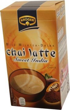 Krüger Chai Latte Sweet India Type Choco 250g