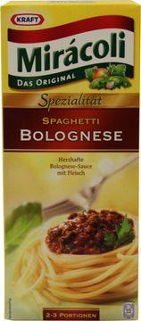 Kraft Miracoli Spaghetti mit Bolognese-Sauce 465g – Bild 1