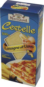 Montegrappa Cestelle Lasagne all Uovo 500g – Bild 1