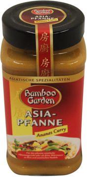 Bamboo Garden Asia-Pfanne Ananas Curry 310g – Bild 1
