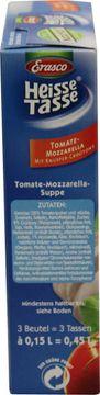 Erasco Heisse Tasse Tomate-Mozzarella ergibt 3 x 0,15L – Bild 2