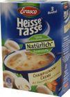 Erasco Heisse Tasse Champignon-Creme ergibt 3 x 0,15L