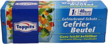 Toppits Gefrier Beutel 1L 40 Beutel  – Bild 2