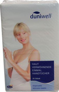 Duniwell Einmal Handtücher 20 Stück – Bild 1
