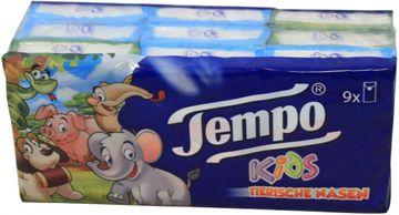Tempo Kids 9 x 5 Taschentücher