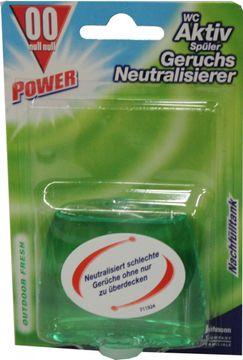 Null Null WC Aktiv Spüler Geruchs Neutralisierer Nachfülltank 50ml – Bild 1