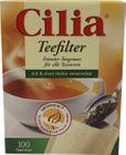 Cilia Teefilter 100 Stück