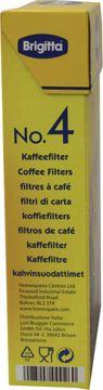 Brigitta No. 4 Kaffeefilter 100 Stück – Bild 3