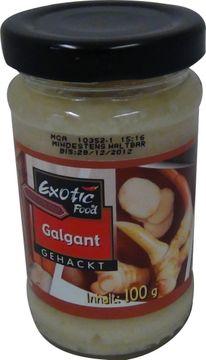 Exotic Food Galgant gehackt 100g