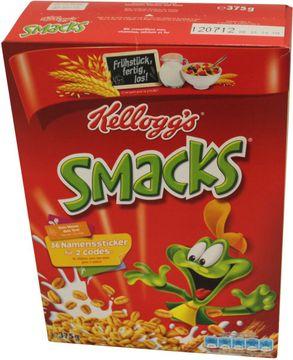 Kelloggs Smacks 375g