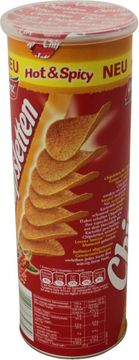 Chipsletten Hot & Spicy 170g – Bild 2