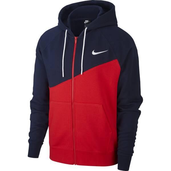 Herren Trainings Jacke Jogging Sport Sweatjacke Sweatshirt Hoodie Freizeit Neu