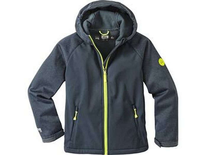 McKINLEY Kinder Jungen Outdoor Softshell Jacke Billy VENTMAXpro 286033 902