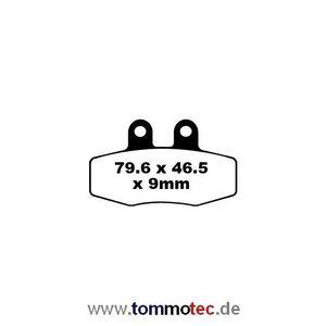 Bremsbeläge EBC FA 132 FA132 Standard Blackstuff Bremsklötze