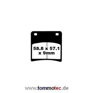Bremsbeläge EBC FA 146 FA146 Standard Bremsklötze