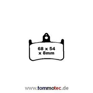 Bremsbeläge EBC FA 187 FA187 Standard Bremsklötze vorne