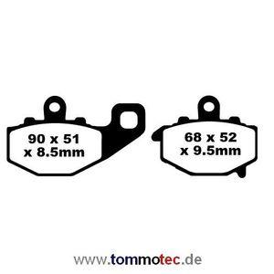 Bremsbeläge EBC FA 192 FA192 Standard Bremsklötze
