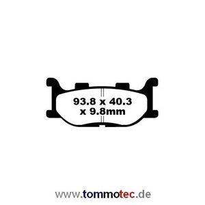 Bremsbeläge EBC FA 199 FA199 Standard Bremsklötze