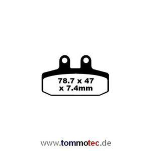 Bremsbeläge EBC FA 256 FA256 Standard Bremsklötze